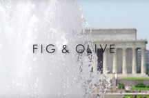 Opening of FIG & OLIVE - City Center DC